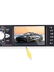 cheap -4022D 4.1 Inch Car MP5 Player with Remote Control Camera Bluetooth TFT Screen Stereo Audio FM Station Auto Video