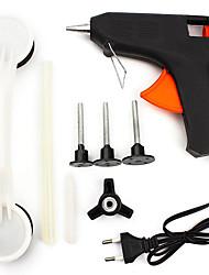 accessoires de réparation de voiture dent - eu bouchon blanc et noir