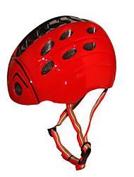 Недорогие -KUYOU Мотоциклетный шлем 21 Вентиляционные клапаны прибыль на акцию ПК Виды спорта Горный велосипед Шоссейные велосипеды Пешеходный туризм - Красный Зеленый Розовый Муж. Жен. Универсальные
