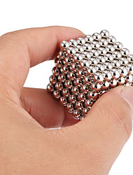 cheap -216 pcs 5mm Magnet Toy Magnetic Balls / Building Blocks / Puzzle Cube Magnet Magnetic Adults' Gift