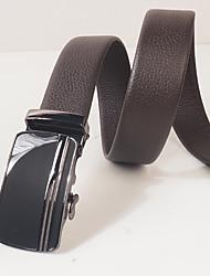 Masculino Vintage Festa Trabalho Casual Liga Resina Cinto para a Cintura,Sólido