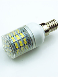 preiswerte -1pc 4.5W 400 lm E14 G9 GU10 E12 E27 LED Doppel-Pin Leuchten T 60 Leds SMD 2835 Dekorativ Warmes Weiß Kühles Weiß 7000K AC220 AC 85-265V