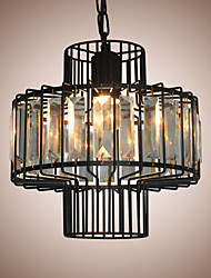 Pendant Light ,  Modern/Contemporary Traditional/Classic Rustic/Lodge Vintage Retro Others Feature for Crystal Mini Style Designers Metal