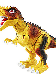 cheap -Dragons & Dinosaurs Toys Dinosaur Figures Jurassic Dinosaur Triceratops Duck Dinosaur Tyrannosaurus Rex Animals Walking Simulation Plastic