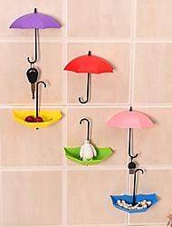 economico -Tende da doccia e ganci Multi-funzione Ecologico Plastica Doccia Bath Caddies