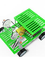 abordables -Jouets Pour les garçons Jouets de Dé ouverte Modèle d'affichage Jouet Educatif Automatique Vert