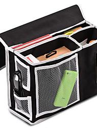 Black Oxford ClothHanging BagsSofaBed HangReceive BagBedside Storage Bedding StorageBag