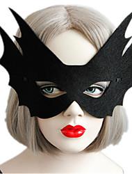 Недорогие -Маски на Хэллоуин Творчество Cool Кожа Плюш Взрослые Подарок 1pcs