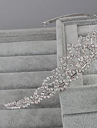 baratos -rhinestone tiaras headpiece festa de noiva estilo feminino elegante