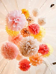 cheap -Christmas / Religious Celebrations / Office Party / New Year / Thanksgiving / Valentine's Day Eco-friendly Material Wedding Decorations