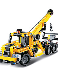 cheap -Building Blocks For Gift  Building Blocks Model & Building Toy Excavating Machinery Plastic2 to 4 Years 5 to 7 Years 8 to 13 Years 14