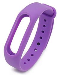 economico -cinturino in silicone materiale per xiaomi miband 2 cinturini per xiaomi