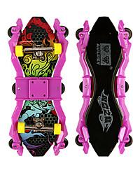 Недорогие -Мини скейтборды и велосипеды Хобби и досуг Роликобежный спорт ABS Пластик Оранжевый Для мальчиков Для девочек