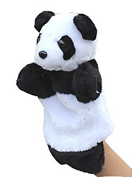 cheap -Finger Puppets Puppets Paternity Games Hand Puppet Toys Cute Animals Novelty Lovely Textile Cotton Plush 1 Pieces
