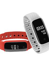 Недорогие -электронный водонепроницаемый сон движения Bluetooth шаг метр умный браслет