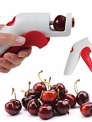 cheap -1Pcs  Novelty Cherry Pitter Remover Machine New Fruit Nuclear Corer Kitchen Tools Kitchen Gadgets