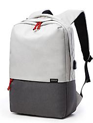 portatile sacchetti di scuola dello zaino un viaggio d'affari bagaglio a mano computer di zainetto 15.6 pollici