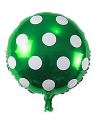 Недорогие -Воздушные шары Игрушки Круглый Надувной Для вечеринок 1 Куски