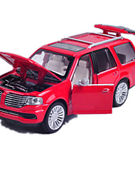 cheap -Toy Cars Model Car Truck Toys Simulation Music & Light Car Metal Alloy Metal Alloy Metal Pieces Kids Unisex Boys' Gift