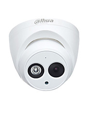 Dahua® IPC-HDW4431C-A 4MP PoE IP Dome Camera with Night Vision H.265 and Built-in Mic for Outdoor and Indoor