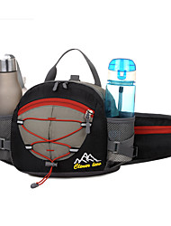 cheap -5 L Waist Bag/Waistpack Sling & Messenger Bag Backpack Waterproof Multifunctional Nylon