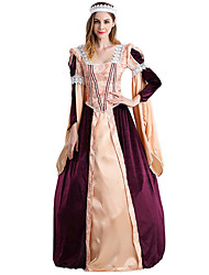 Steampunk® Gothic Party Prom Gown Dress Reenactment Theater Costume
