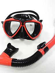 Недорогие -Трубки Плавание Подводное плавание и снорклинг для Не указано