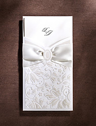 cheap -Wrap & Pocket Wedding Invitations 50-Bachelorette Party Cards Invitations Sets Save The Date Cards Envelope Envelope Sticker Program Fan
