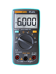ZOTEK ZT101 Handheld Digital Multimeter 6000 counts Backlight AC/DC Ammeter Voltmeter Ohm Meter  Portable