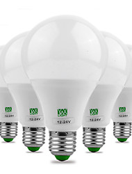 cheap -YWXLIGHT® 5PCS 9W 700-850 lm E26/E27 LED Globe Bulbs 18 leds SMD 5730 Decorative Warm White Cold White DC 24V AC 24V AC 12V DC 12V