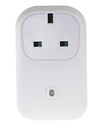 cheap -British regulations WIFI smart socket Phone APP Remote Control Timer remote control WIFI smart socket