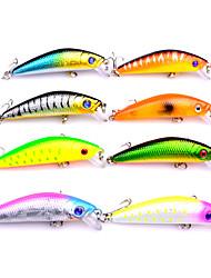 8 Stück Harte Fischköder Regenbogenforelle g Unze mm Zoll,Kunststoff Seefischerei