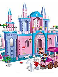 Stavební bloky Hračky Hračky 536 Pieces Narozeniny Dárek