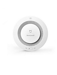 cheap -Mijia Honeywell Smoke Alarm Gateway Smoke & Gas Detectors iOS Android for Bathroom Kitchen Wall Mounted