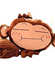 Недорогие -Обезьяна Марионетки Мягкие и плюшевые игрушки Милый стиль Веселье Девочки Мальчики Подарок 1pcs