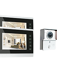 cheap -ACTOP Photo Memory Touch Button Video Door Phone Intercom