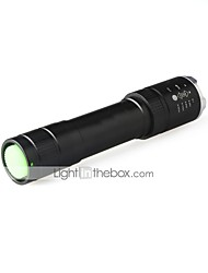 U'King LED Flashlights/Torch LED Lumens 3 Mode Cree XM-L T6 Batteries not included Adjustable Focus Compact Size for