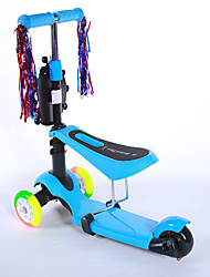 Kick Scooter for Kid's Aluminum Alloy Professional LED Light