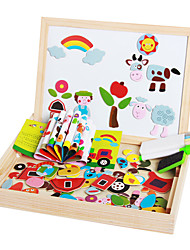 cheap -Jigsaw Puzzles Educational Toy Building Blocks DIY Toys 1