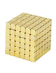economico -Magneti giocattolo Cubi Magneti al neodimio Anti-stress 250pcs 5mm A calamita Quadrato Giocattoli Regalo
