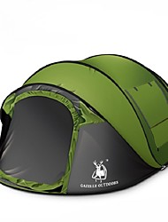 economico -3-4 persone Singolo Una camera Tenda da campeggio Campeggio Viaggi-