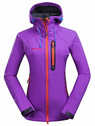 cheap -Women's Hiking Fleece Jacket Outdoor Thermal / Warm Breathable Camping / Hiking Hunting Climbing Backcountry