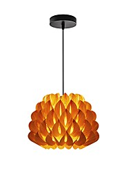 cheap -Pendant Light Downlight - Designers, Country Modern / Contemporary, 220-240V Bulb Not Included