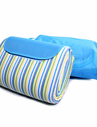 cheap -KORAMAN Picnic Blanket Keep Warm Heat Insulation Moistureproof/Moisture Permeability Waterproof Portable Anti-Insect Foldable Oversized
