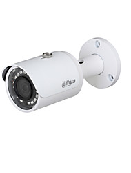 cheap -Dahua® IPC-HFW1320S Outdoor 3MP Network IR Mini Bullet IP Camera Built-in 3.6mm Lens 20 Meters IR Night Vision and PoE
