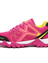 LEIBINDI Sneakers Scarpe da trekking Scarpe da corsa Per donna Anti-scivolo Anti-Shake Anti-usura All'aperto Basse Maglia traspiranteEVA