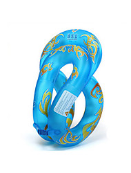Swim Rings Pool Lounger Toys Circular Duck Kid Pieces