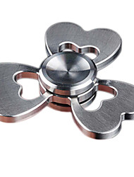 Fidget Spinner Toy Made of Titanium Alloy Ceramic Bearing Spinning Time High-Speed