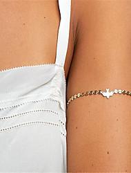 Damen Körperschmuck Körper-Kette / Bauchkette Modisch Kupfer Vogel Gold Schmuck Für Party Besondere Anlässe Normal Sport 1 Stück