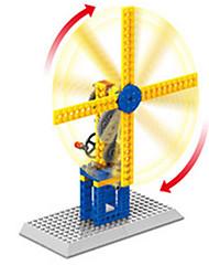 Bausteine Spielzeuge Windmühle 50 Stücke Geschenk